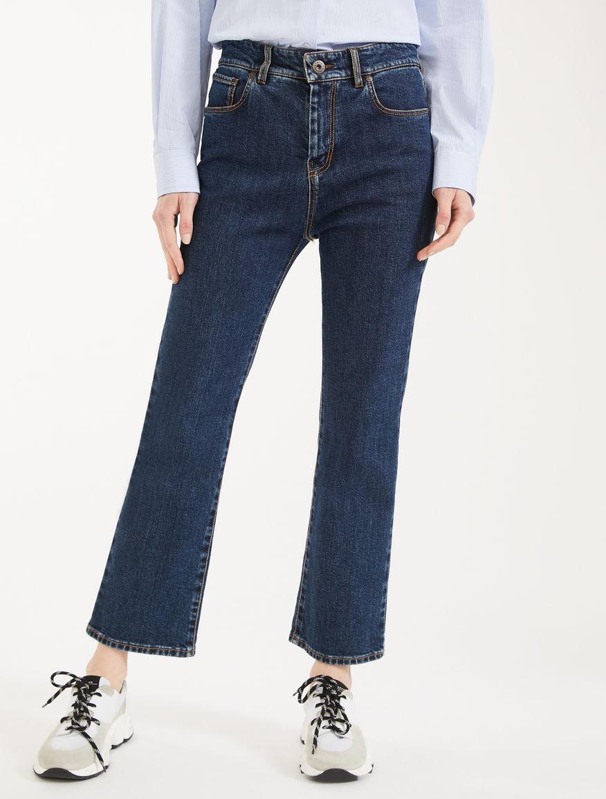Jeans skinny fit in denim Weekend Maxmara