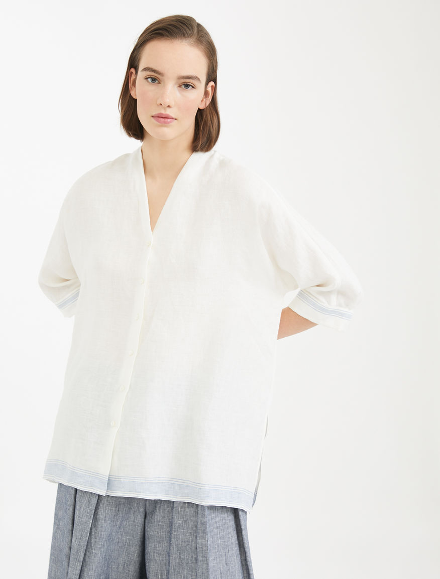 Linen canvas tunic Weekend Maxmara