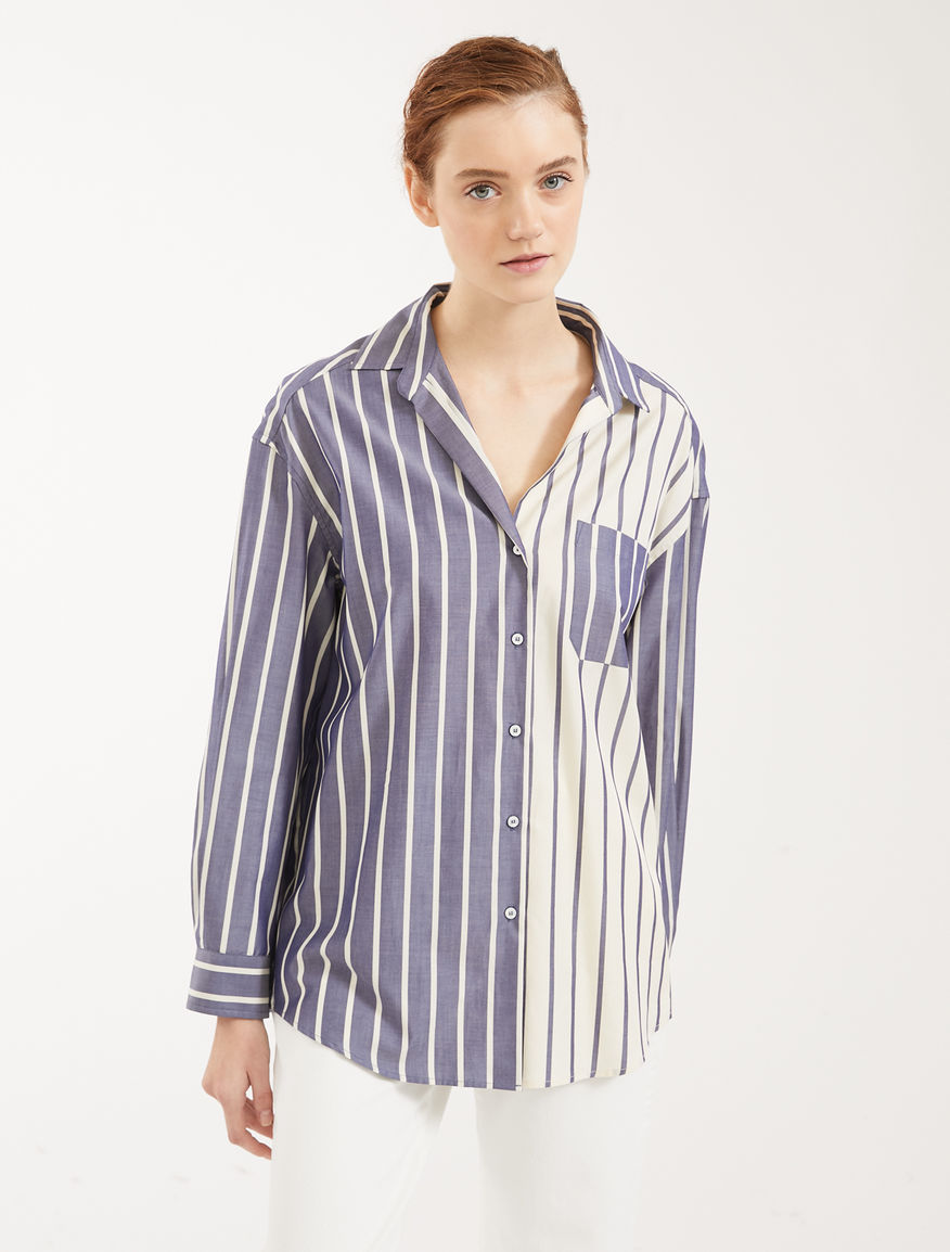 Oxford cotton shirt Weekend Maxmara