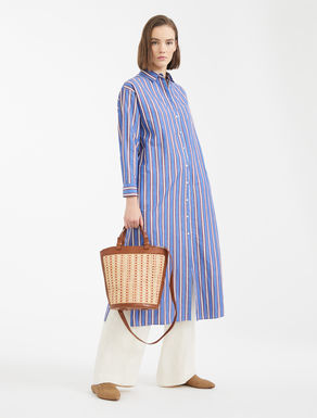 Linen and cotton gabardine dress Weekend Maxmara