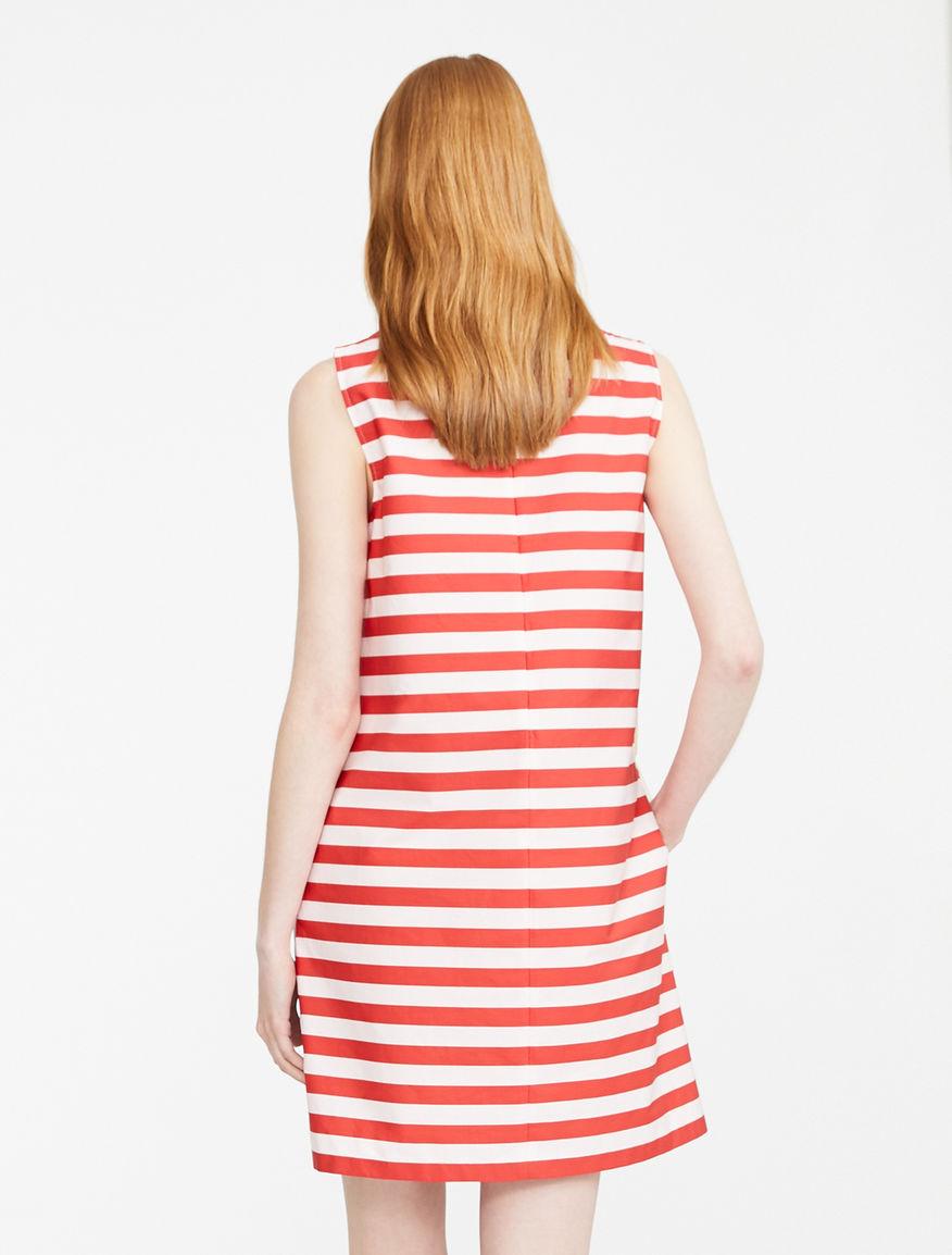 Printed poplin dress Weekend Maxmara