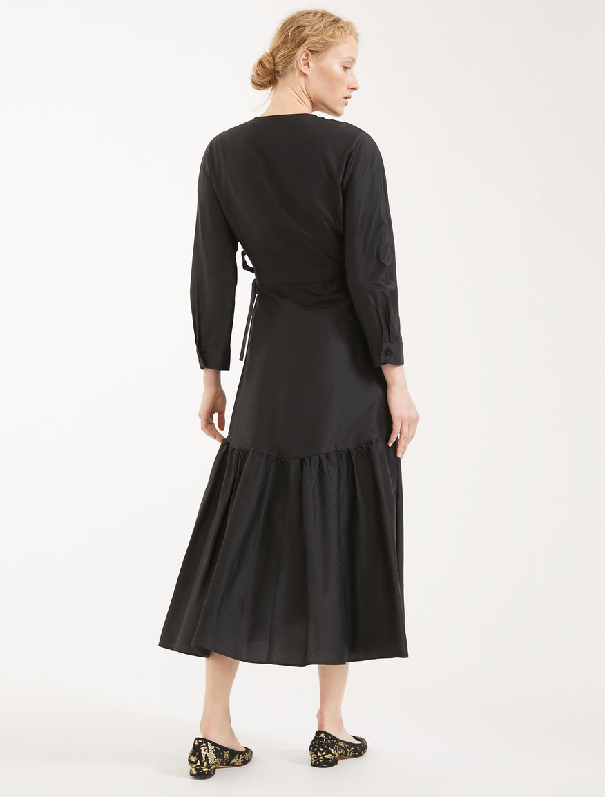 Silk shantung dress Weekend Maxmara