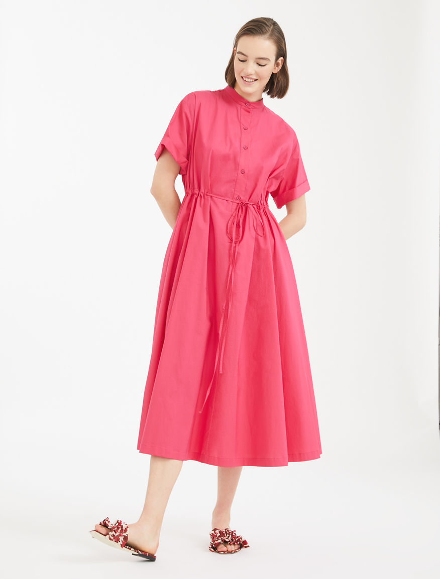 Washed cotton dress Weekend Maxmara