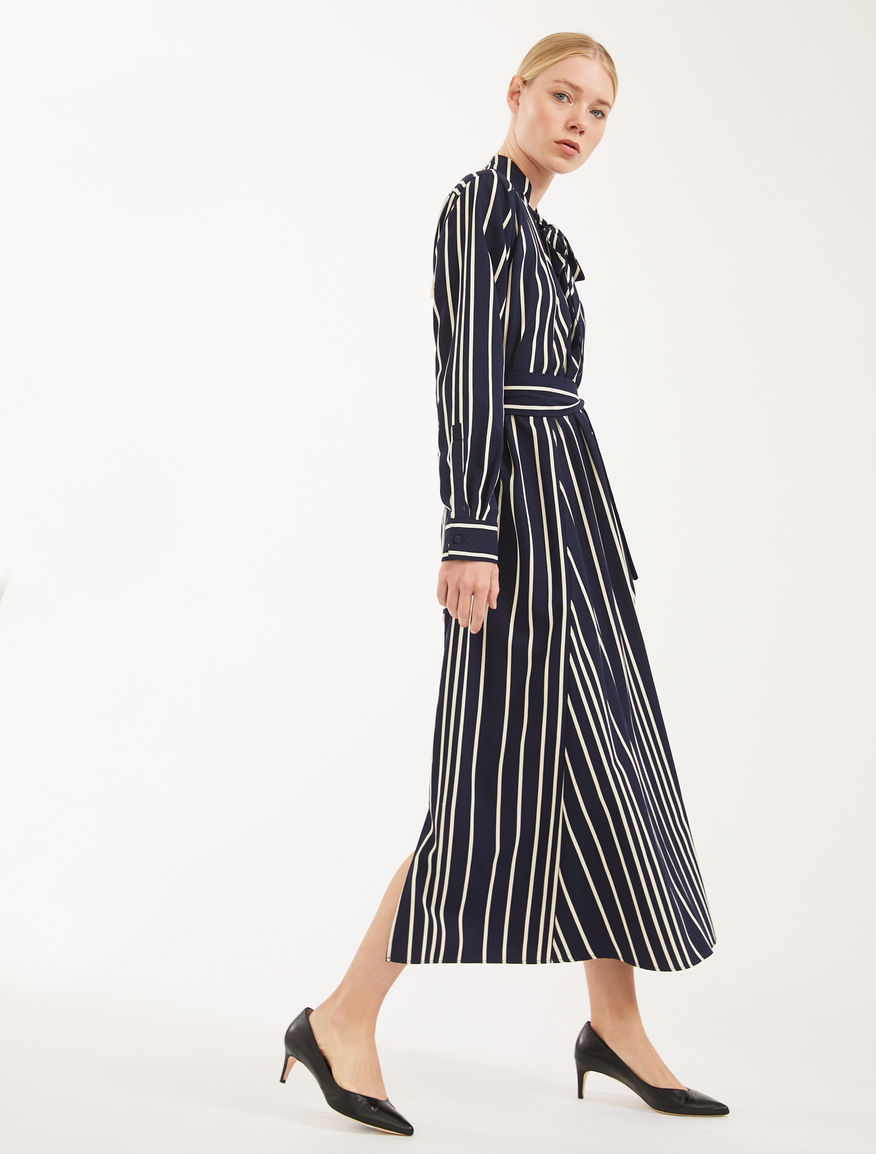 Viscose twill dress Weekend Maxmara
