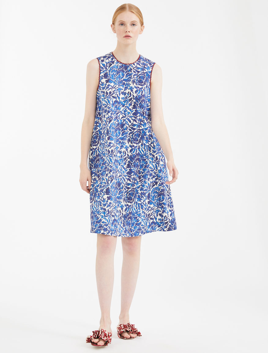 Cotton pique dress Weekend Maxmara