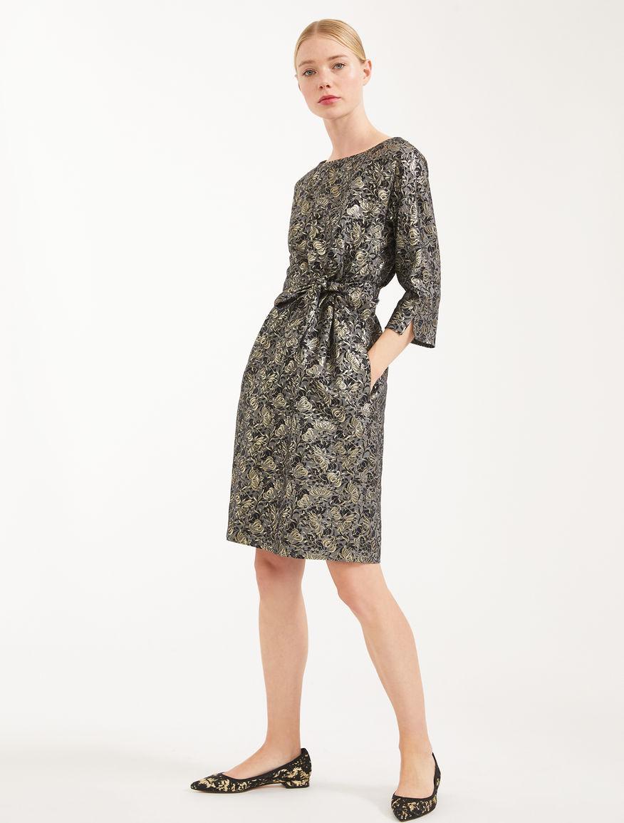 Jacquard fabric dress Weekend Maxmara