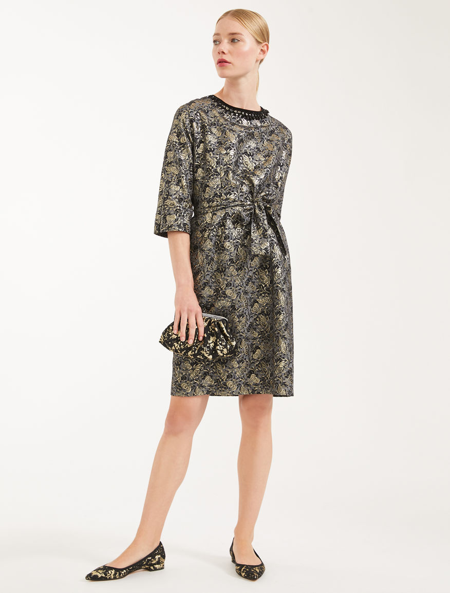 Jacquard fabric dress Weekend Maxmara