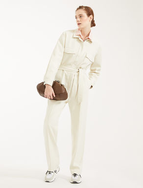 Cotton jumpsuit Weekend Maxmara
