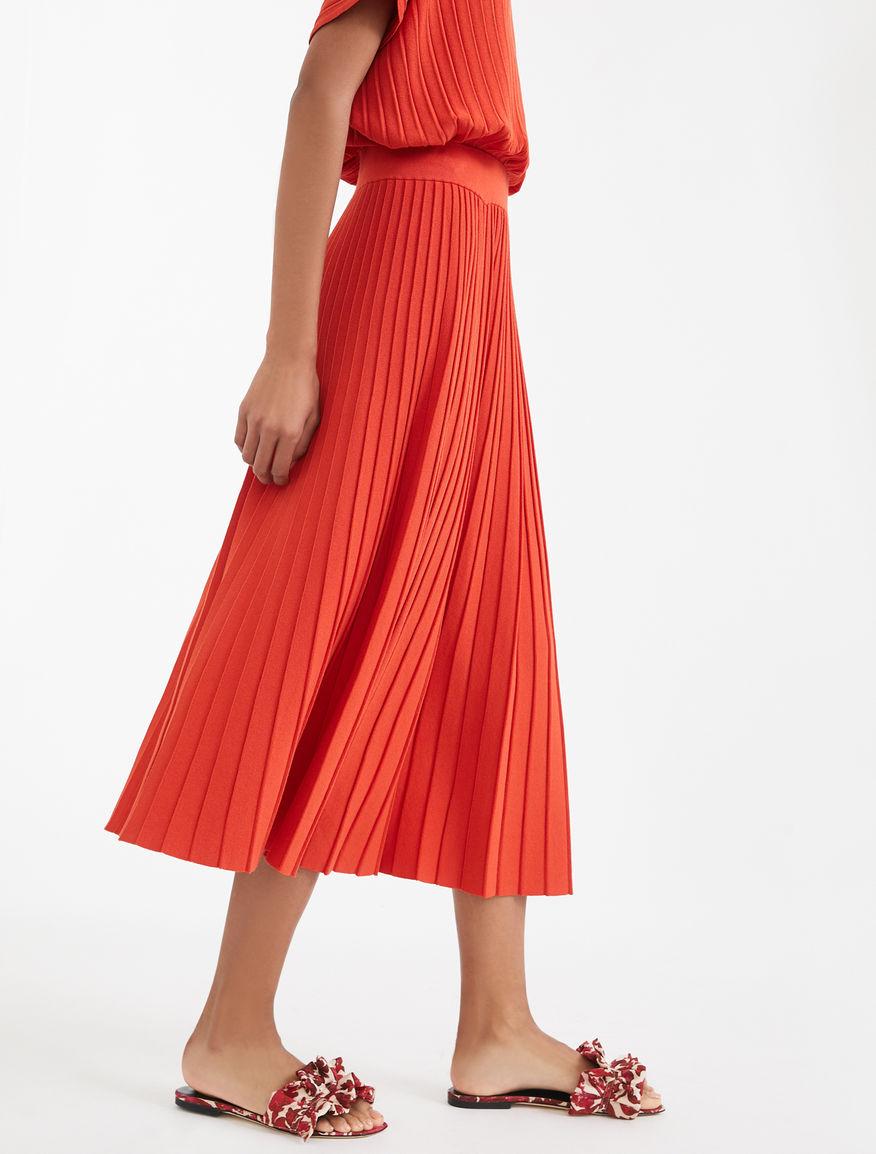 Viscose yarn skirt Weekend Maxmara
