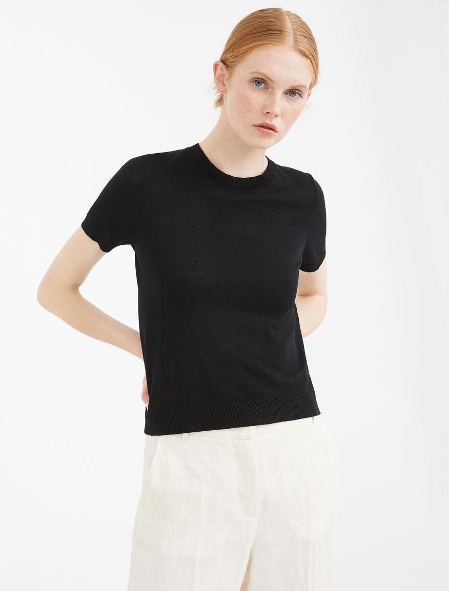 Silk and linen jumper Weekend Maxmara