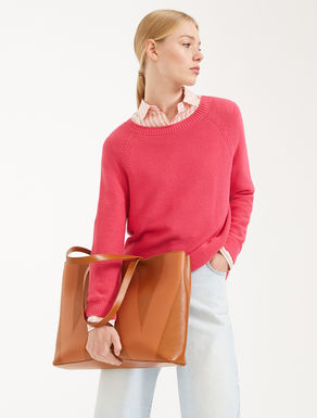 Cotton cordonnet jumper Weekend Maxmara