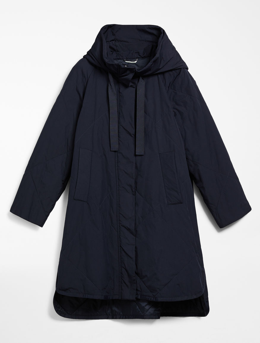 Water-repellent gabardine down coat Weekend Maxmara