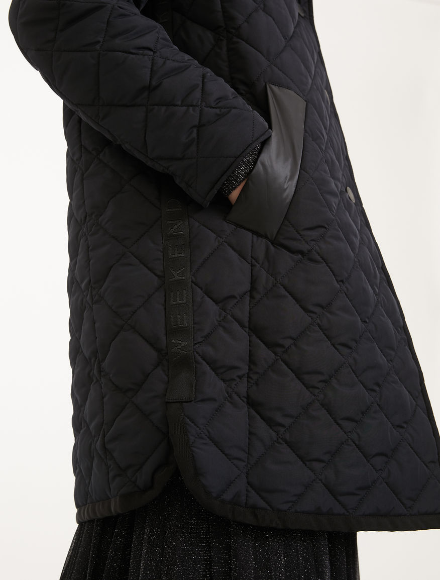 Technical fabric down jacket Weekend Maxmara