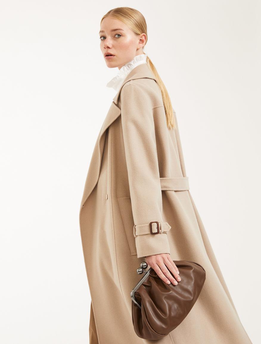 Medium Pasticcino Bag in leather Weekend Maxmara