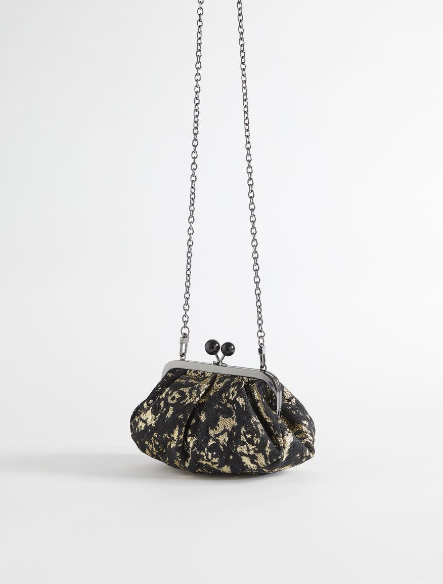 Pasticcino Bag mini in tessuto jacquard Weekend Maxmara