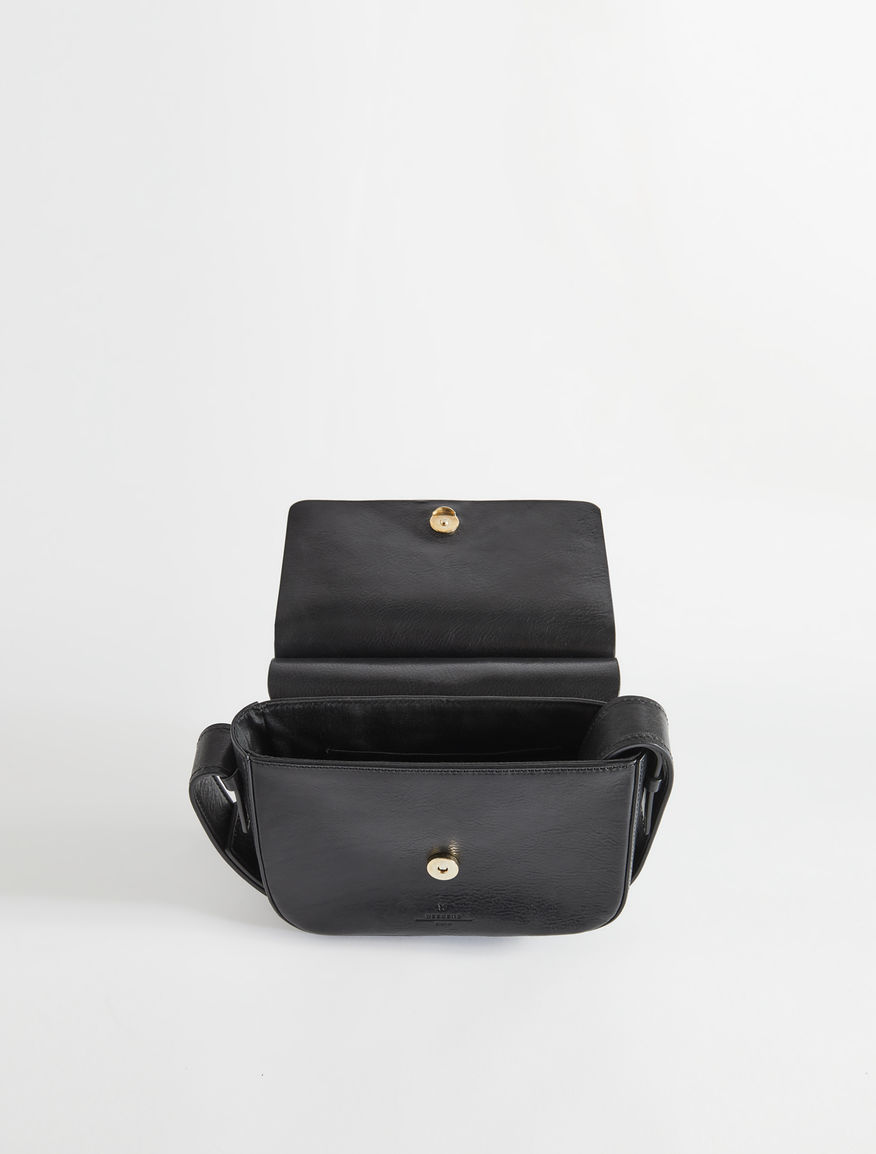 Leather crossbody bag Weekend Maxmara