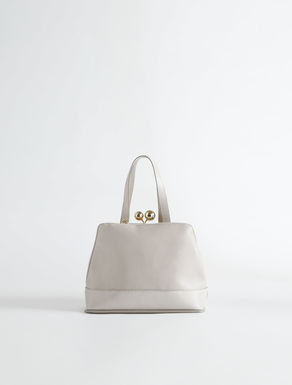Lady bag in lizard print leather Weekend Maxmara