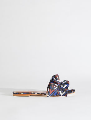 Technical twill sandals Weekend Maxmara