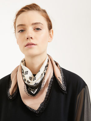 Foulard in seta Weekend Maxmara