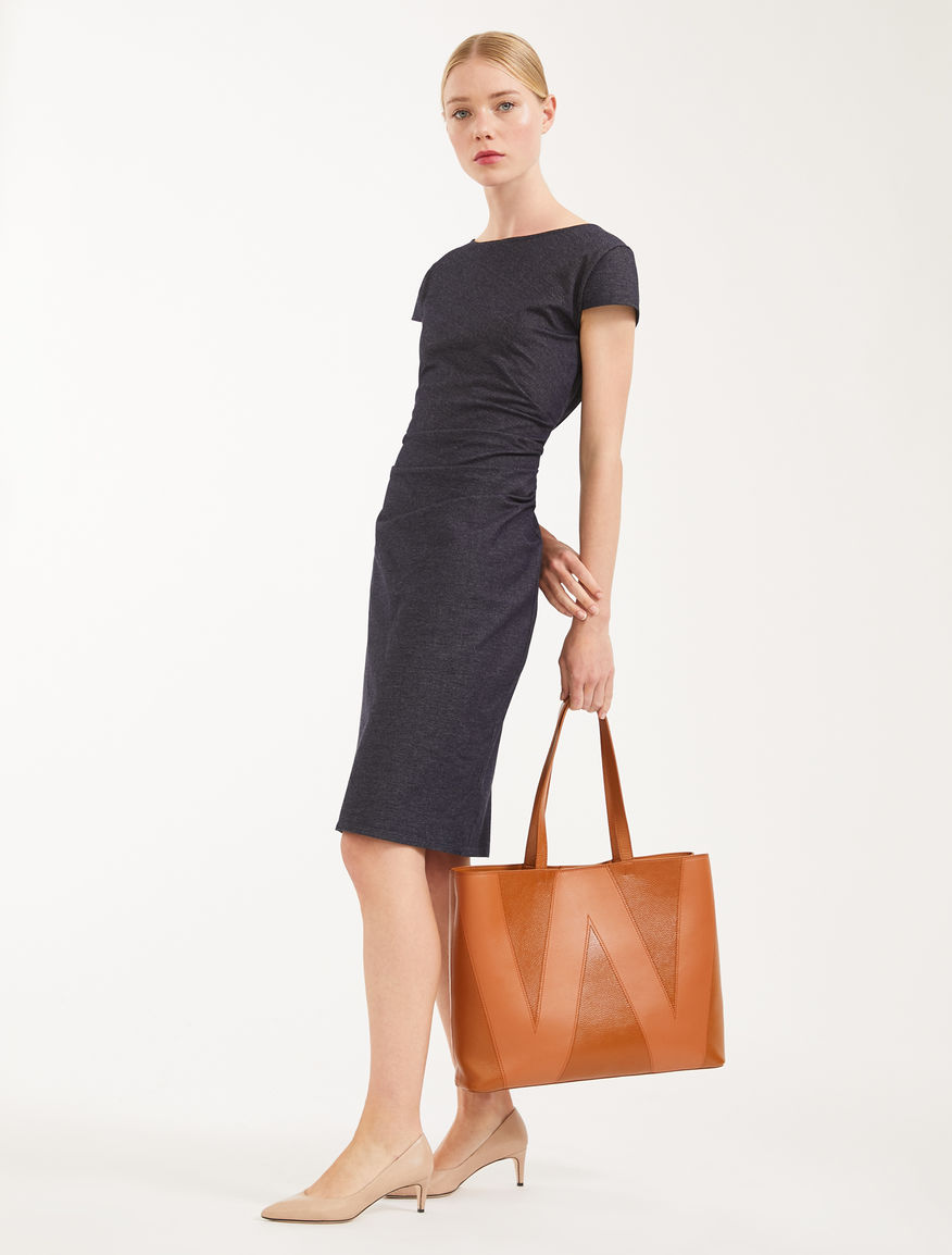 Denim jersey dress Weekend Maxmara