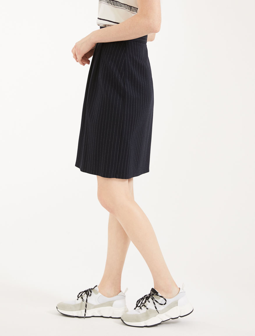 Jacquard jersey skirt Weekend Maxmara