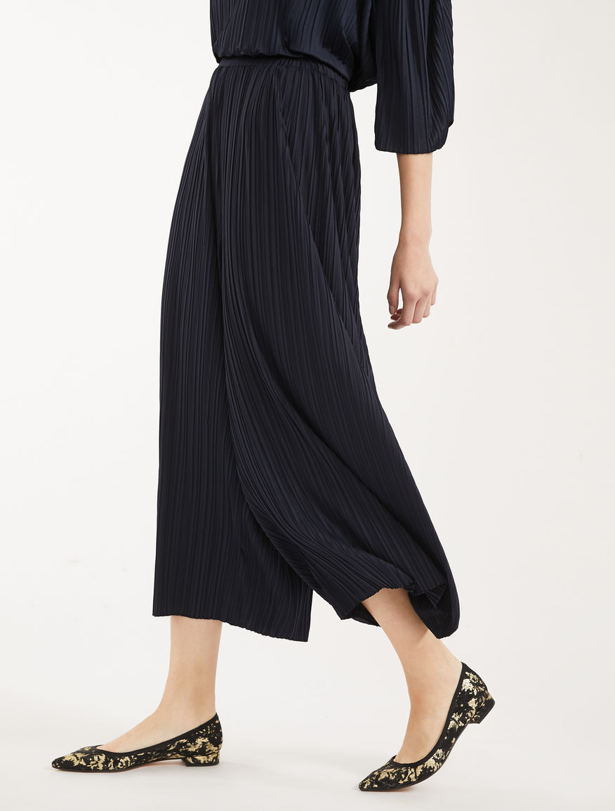 Pleated jersey trousers Weekend Maxmara