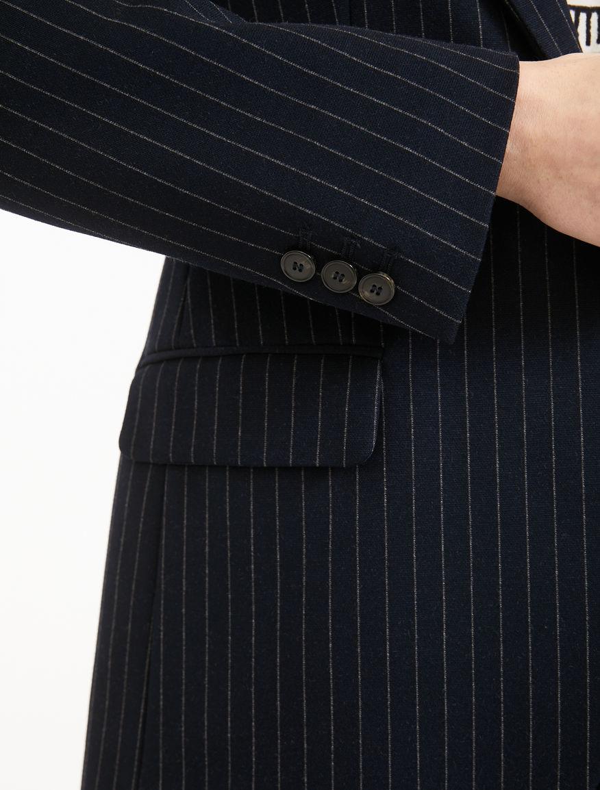 Jacquard jersey blazer Weekend Maxmara