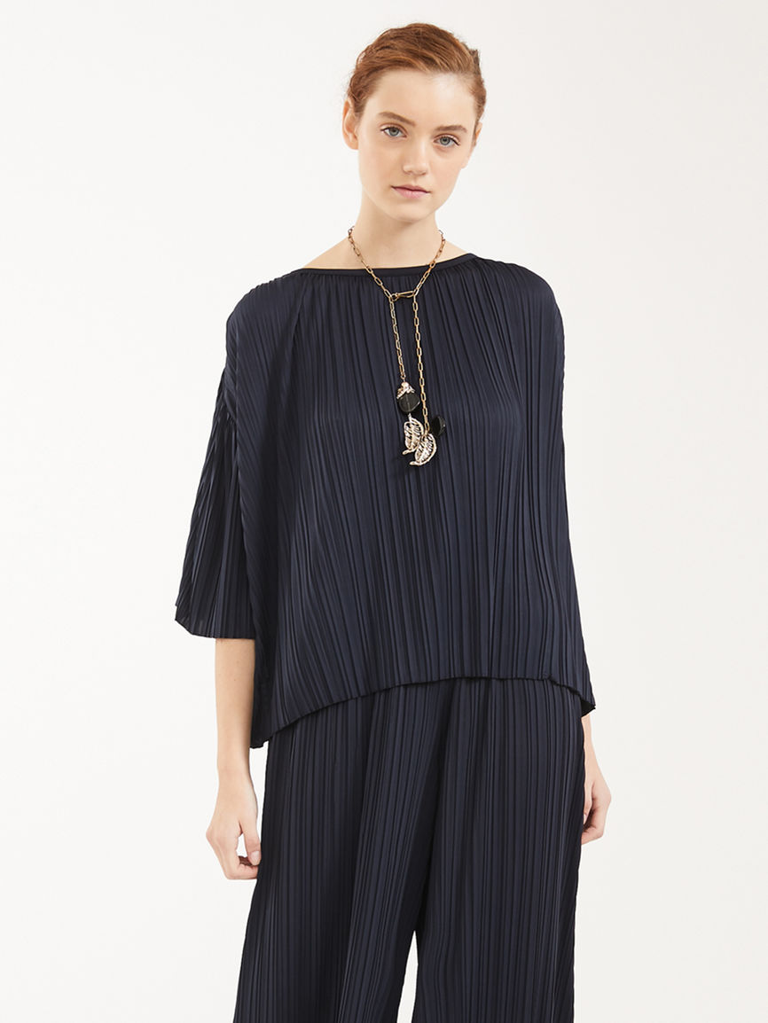 Pleated jersey blouse Weekend Maxmara