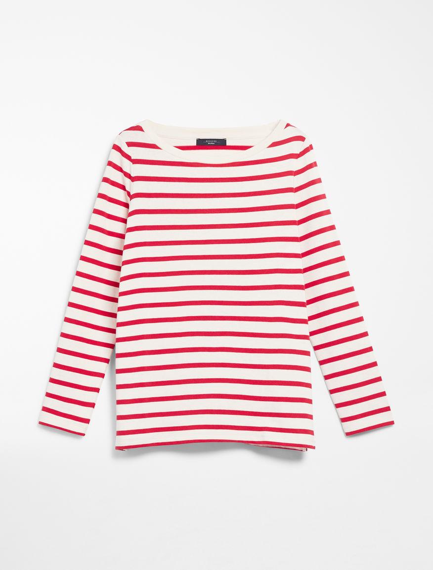 Cotton jersey blouse Weekend Maxmara