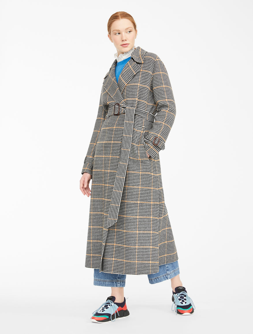 Trench in misto lana Weekend Maxmara