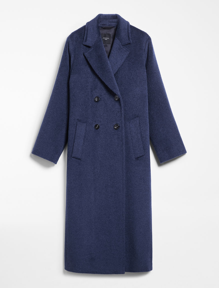 Alpaca and wool coat Weekend Maxmara