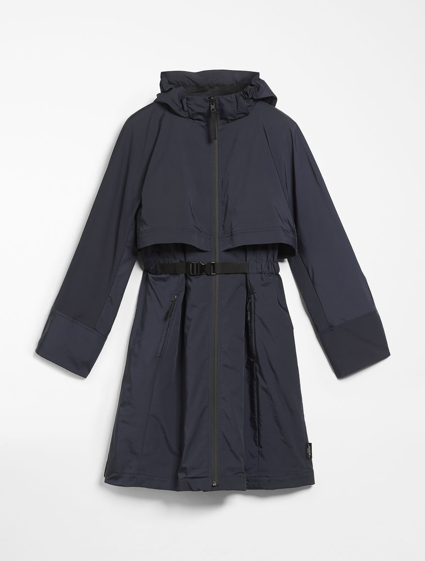 Water-repellent twill rain jacket Weekend Maxmara