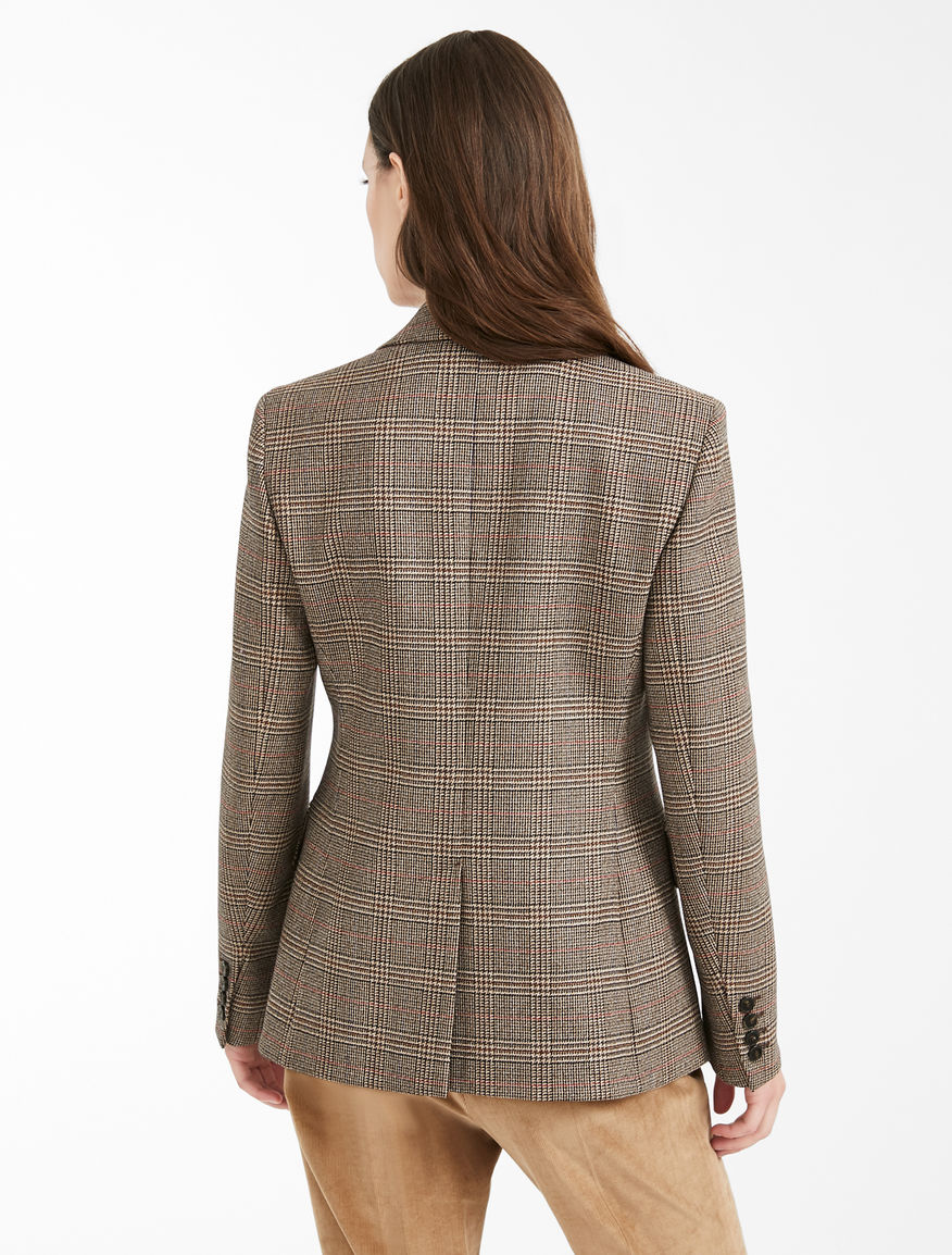 Wool twill blazer Weekend Maxmara