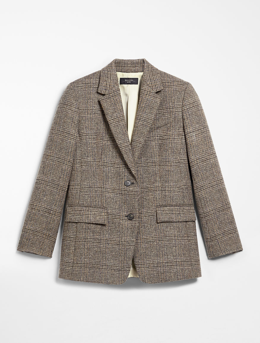 Wool blend blazer Weekend Maxmara