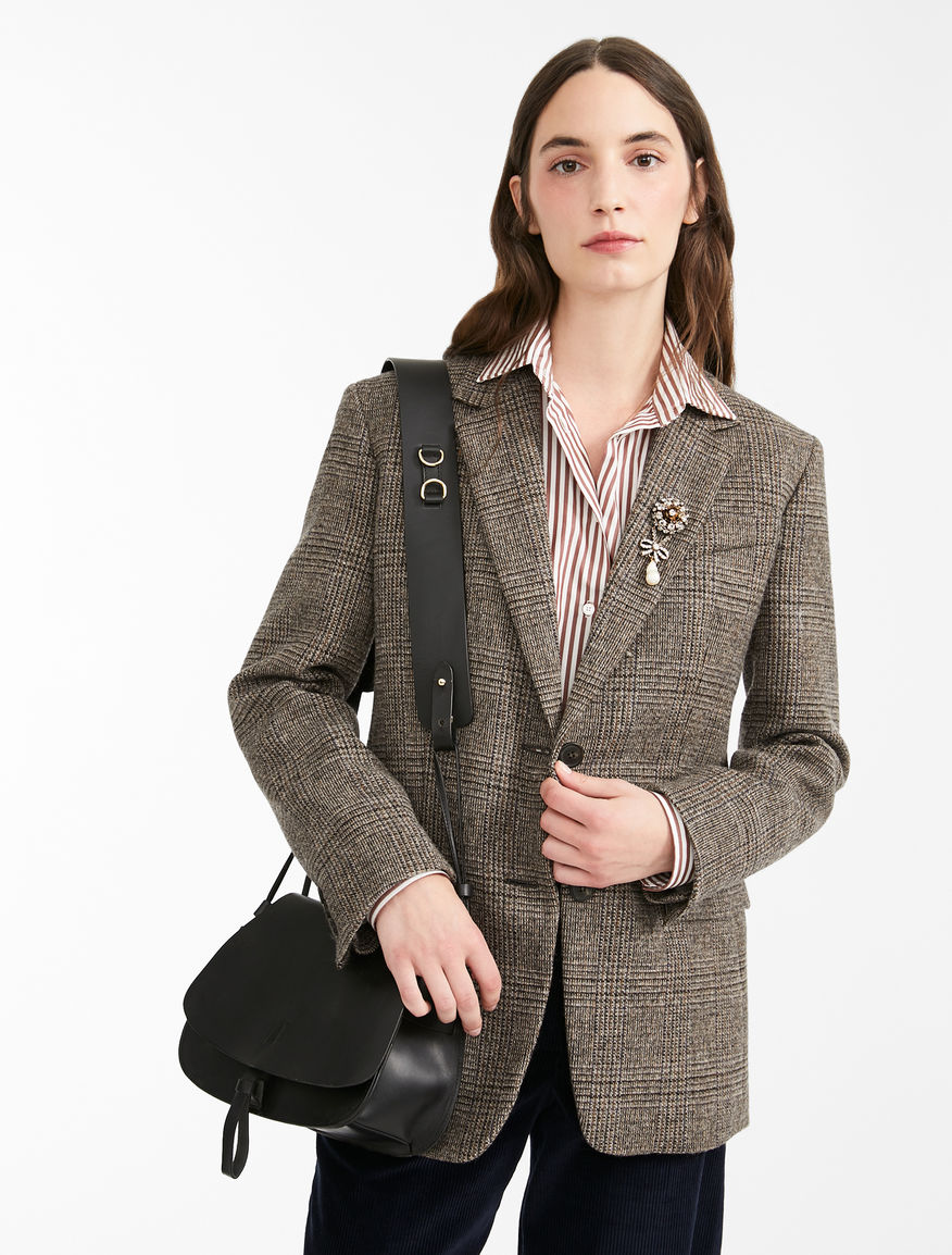 Blazer in mista lana Weekend Maxmara