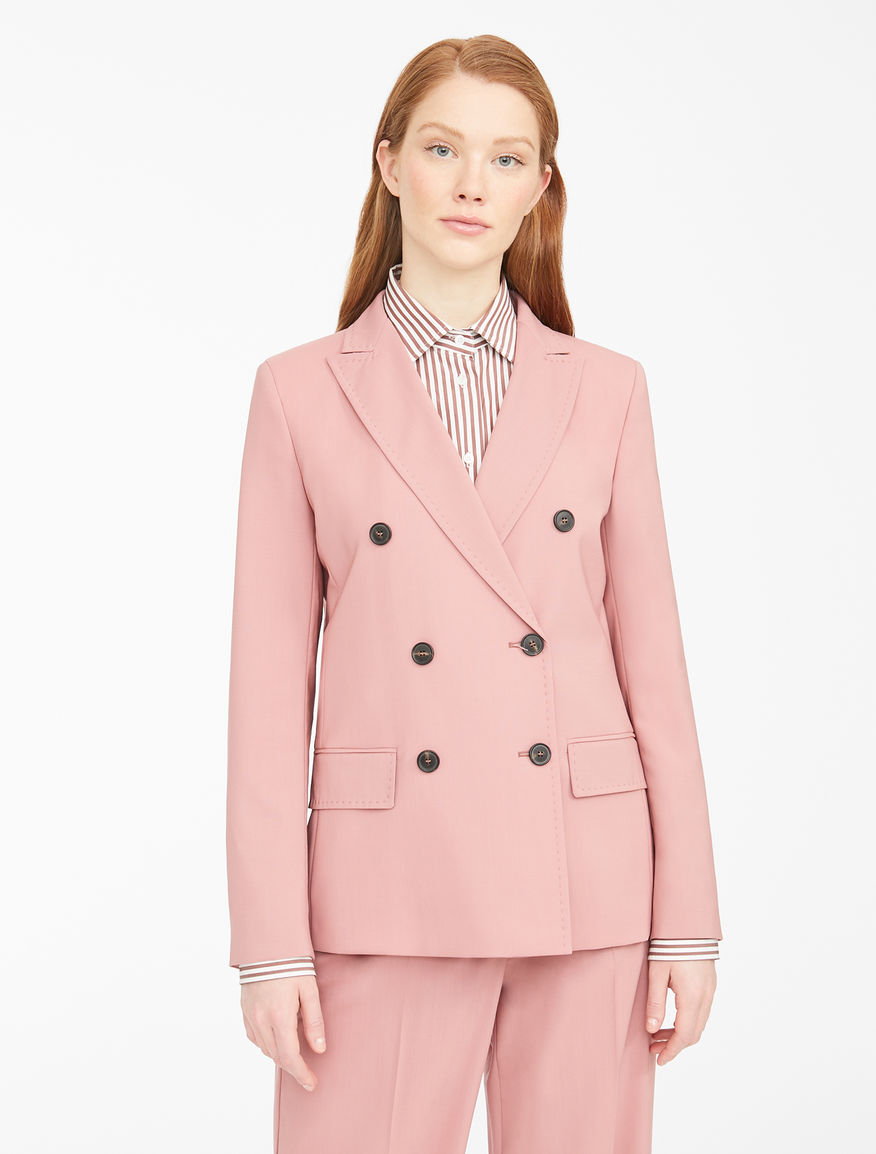 Blazer in tela di lana Weekend Maxmara