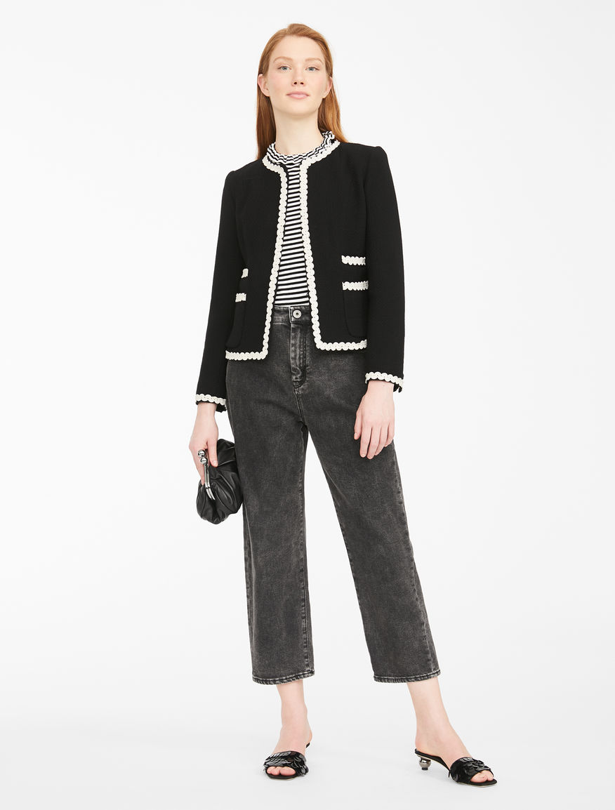 Stretch wool jacket Weekend Maxmara