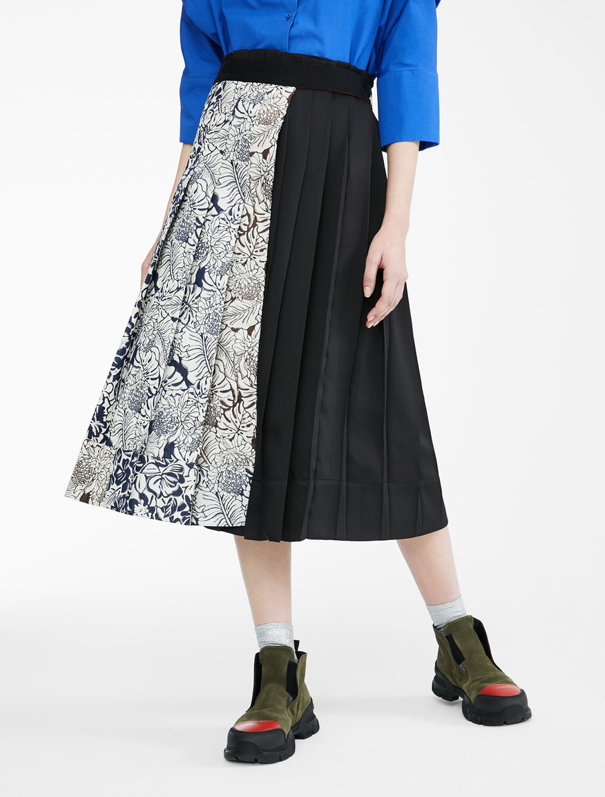 Wool flannel skirt Weekend Maxmara