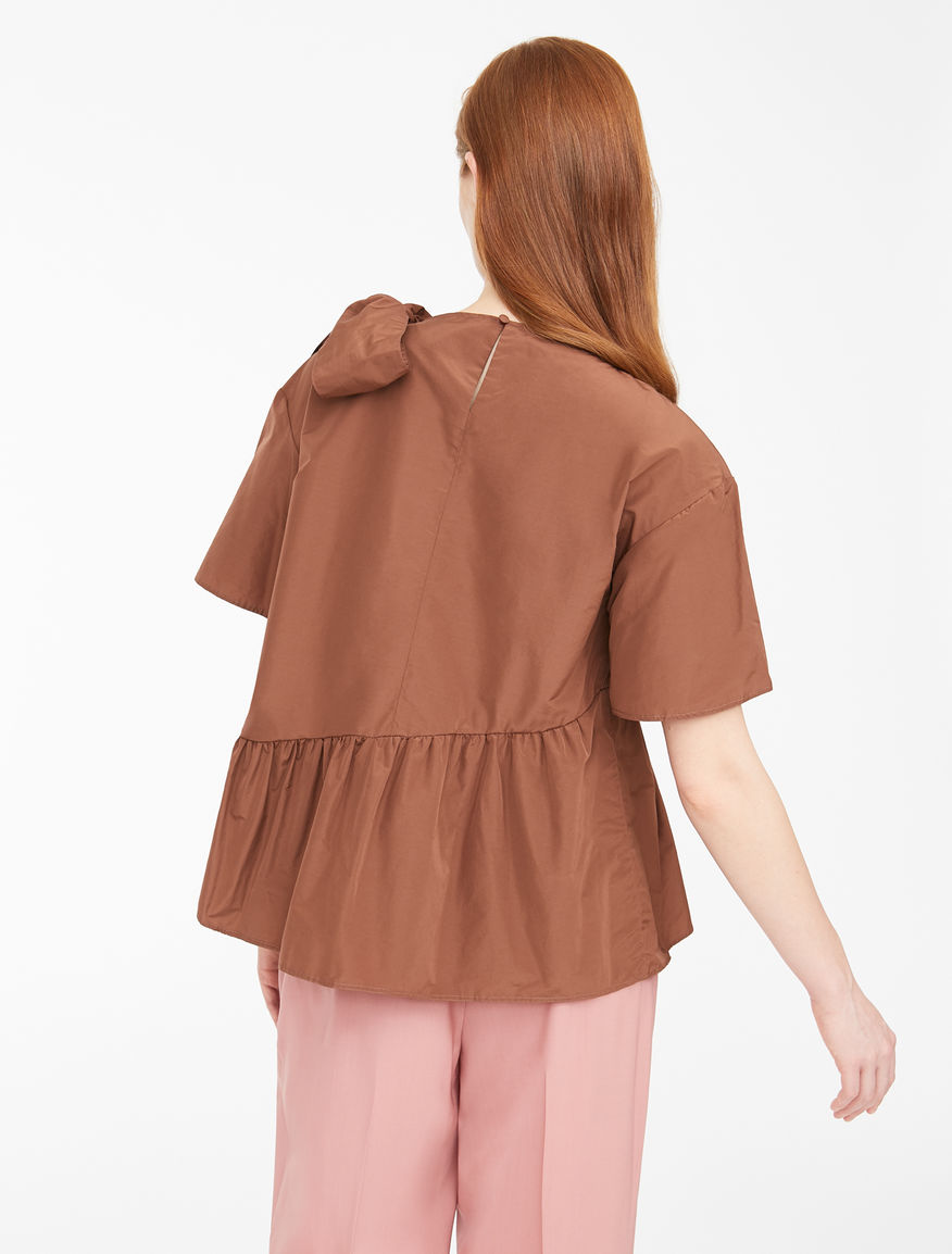 Taffeta blouse Weekend Maxmara