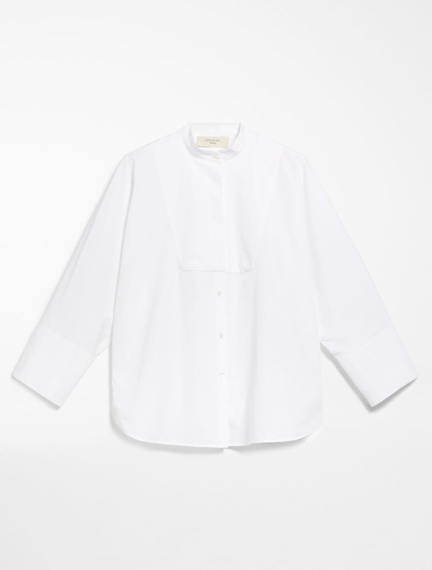 Re-Find cotton poplin shirt Weekend Maxmara