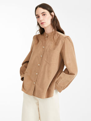 Cotton corduroy shirt Weekend Maxmara
