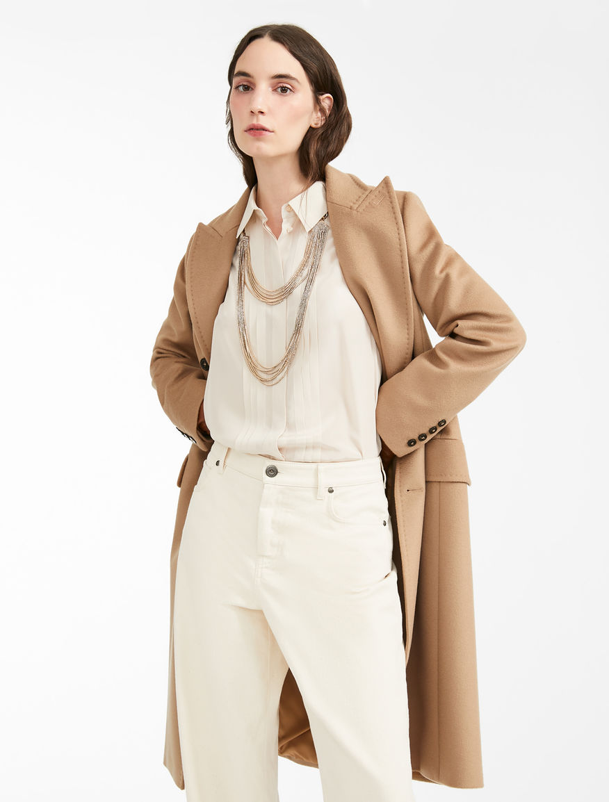 Jersey and silk shirt Weekend Maxmara