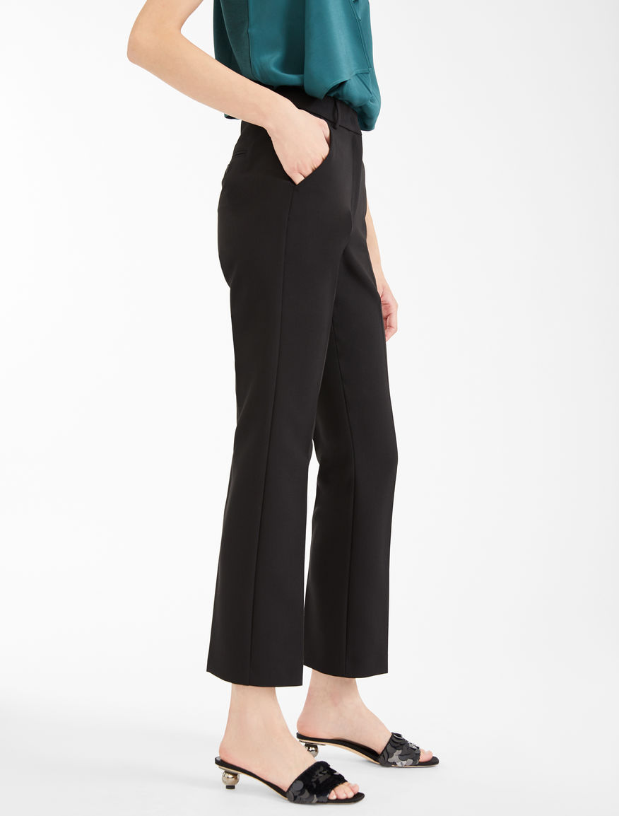 Viscose fabric trousers Weekend Maxmara