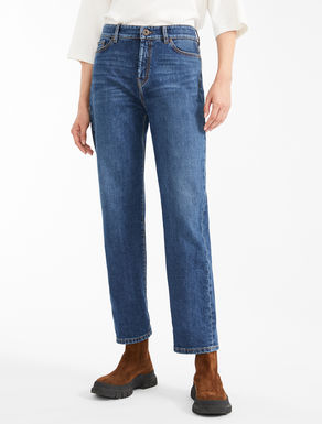 Denim boyfriend jeans Weekend Maxmara