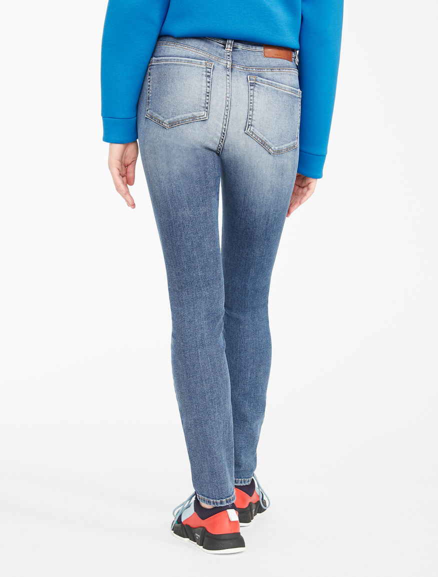 Skinny-fit denim jeans Weekend Maxmara