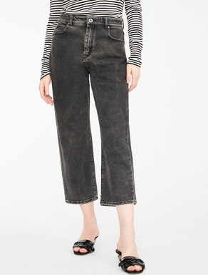 Jeans carrot fit in denim Weekend Maxmara