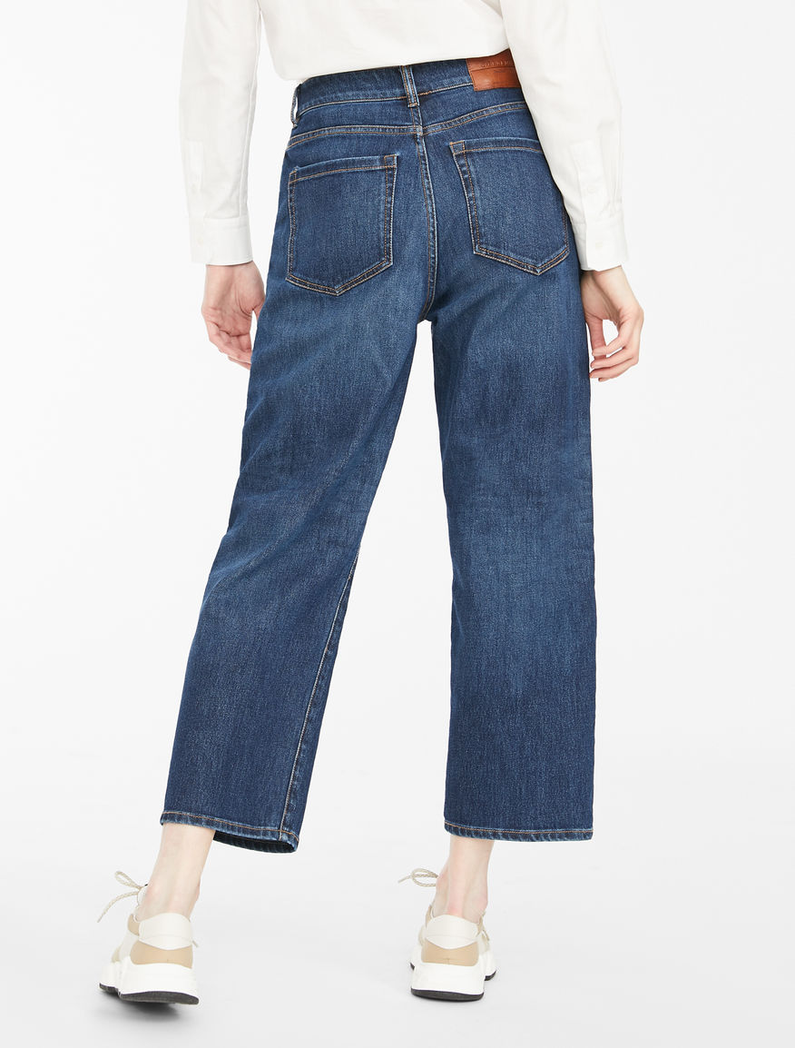 Carrot-fit denim jeans Weekend Maxmara