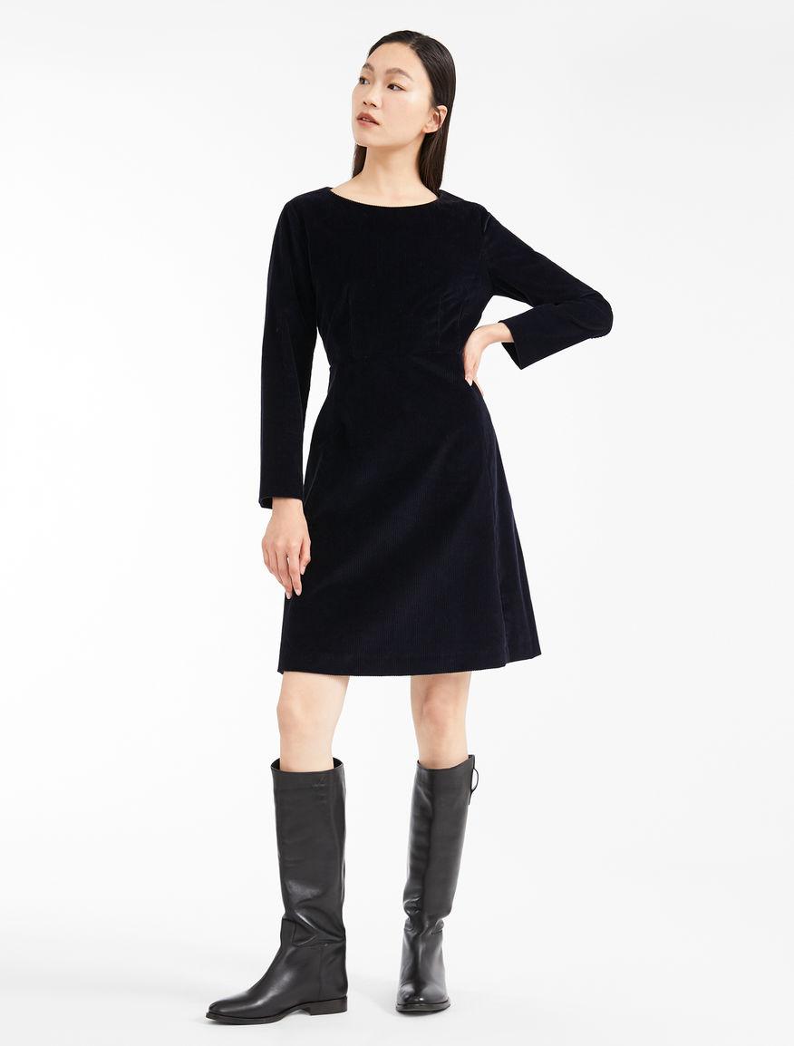 Cotton corduroy dress Weekend Maxmara