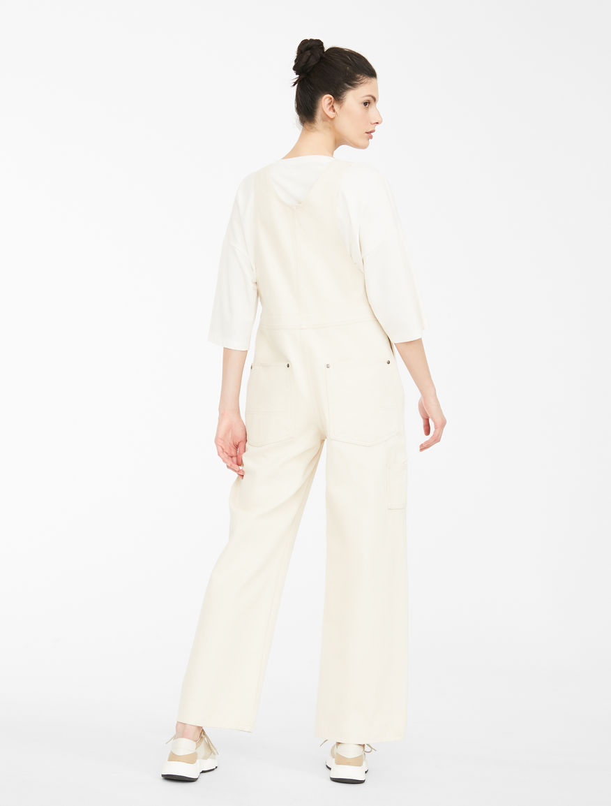 Cotton bull jumpsuit Weekend Maxmara