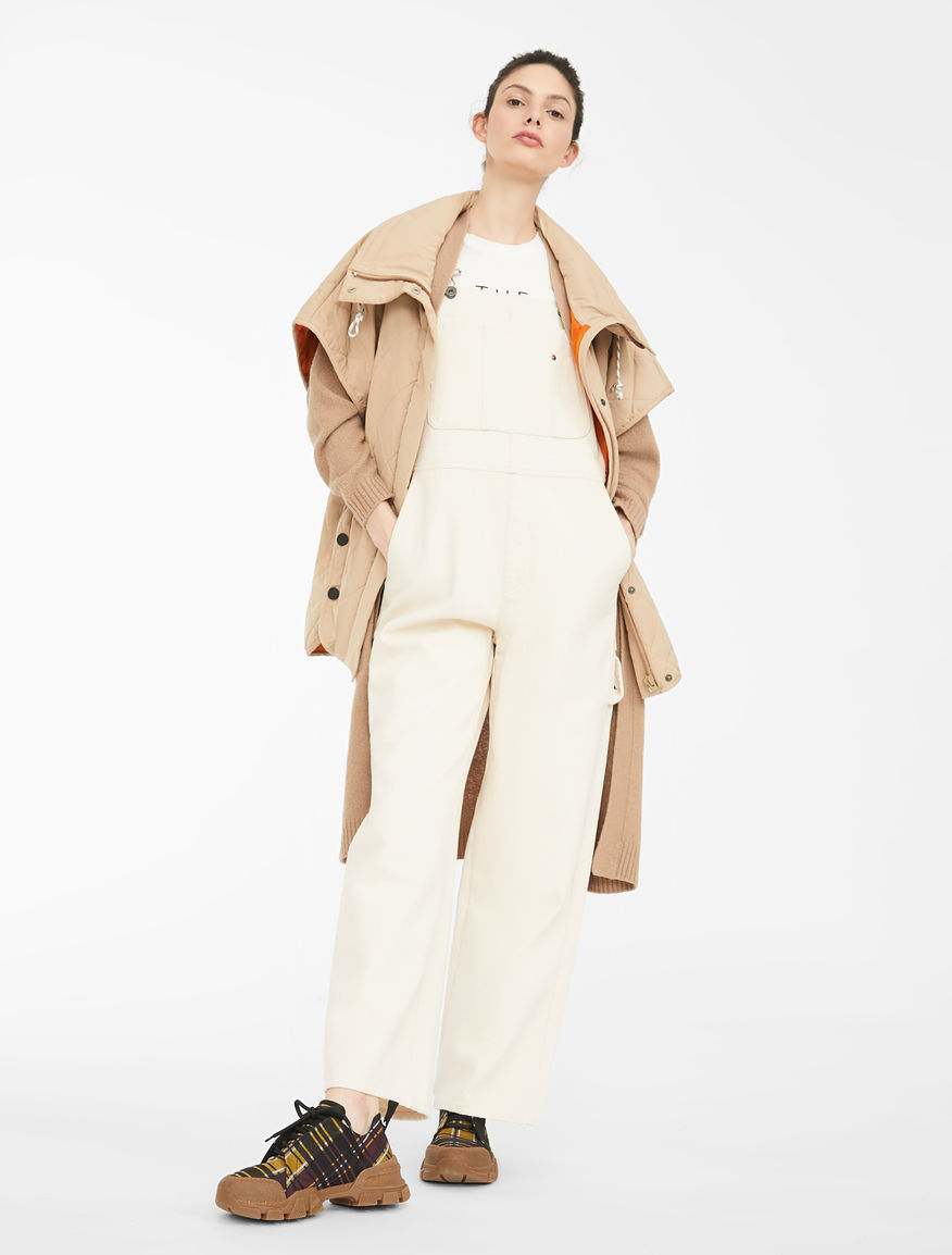 Over-All water-repellent gabardine gilet Weekend Maxmara